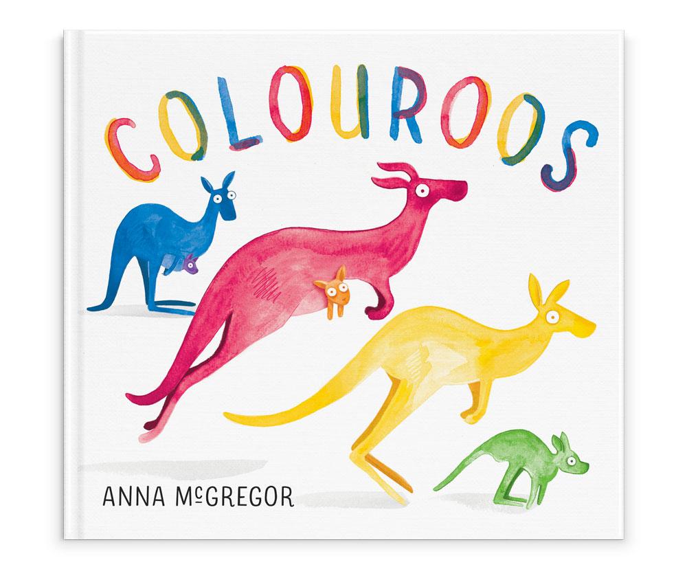 Colouroos cover