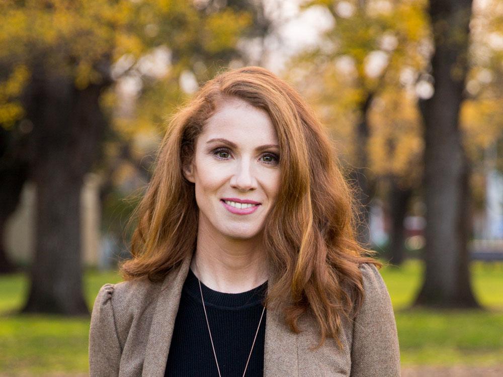 Anna McGregor