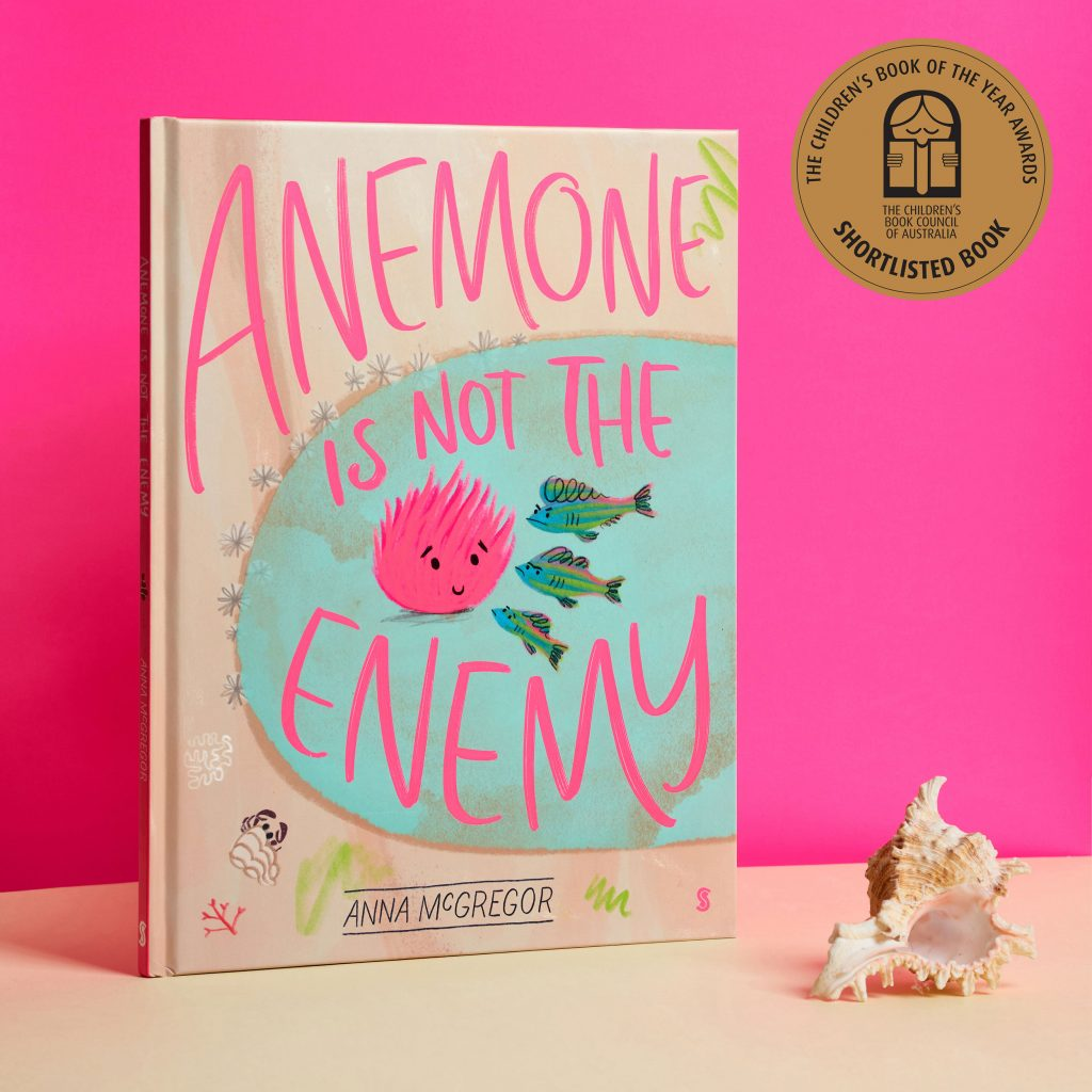 Anemone is Not the Enemy Book Cover